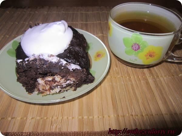 """Пирог к чаю """"Сон мулатки"""""""