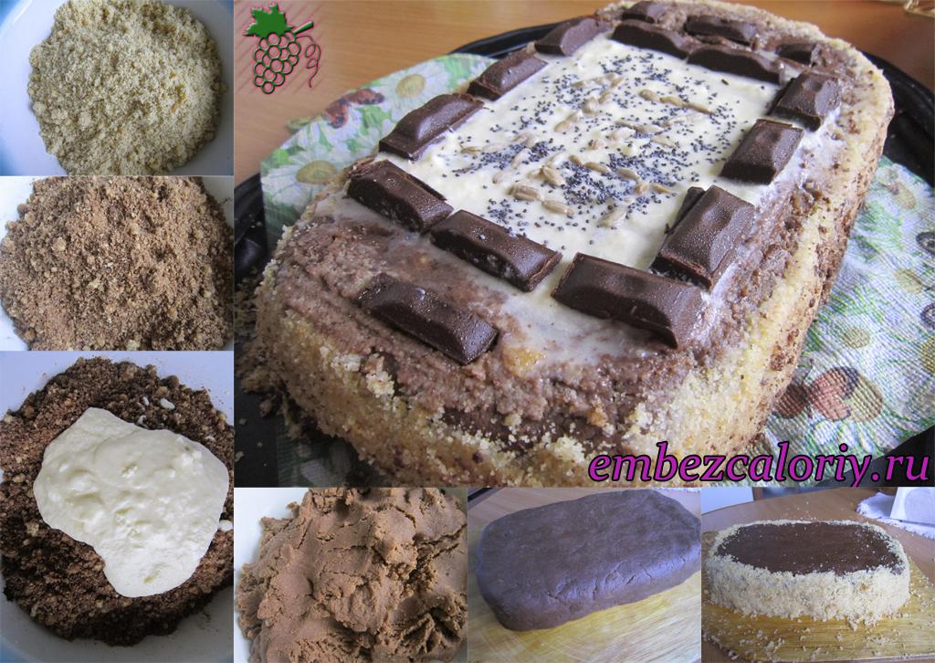 Оформляем торт в виде сотового телефона
