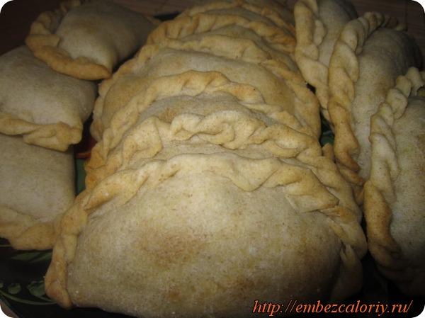 Мини пирожки Самбусаки готовы!