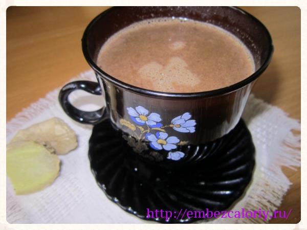 """Горячий шоколад """"Целебный"""""""