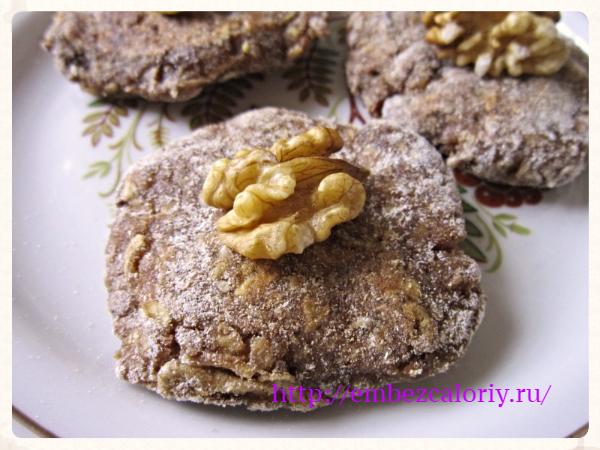 Печенье из проросших зёрен пшеницы