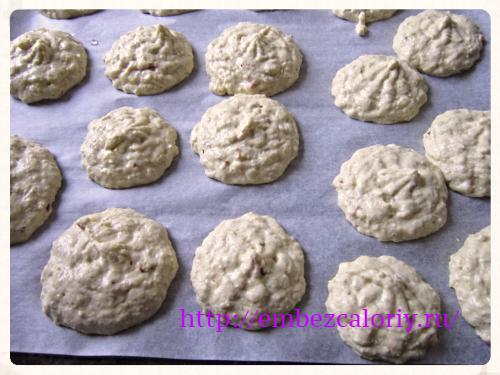 формуем печенье