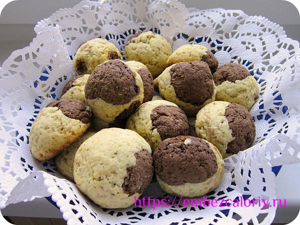 Печенье рассыпчатое Монада готово!
