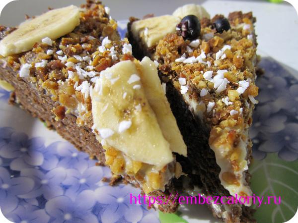 Торт шоколадный «Шустрик»
