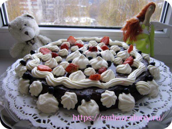 Торт Девочка