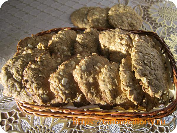 Остужаем печенье до хрустящего состояния