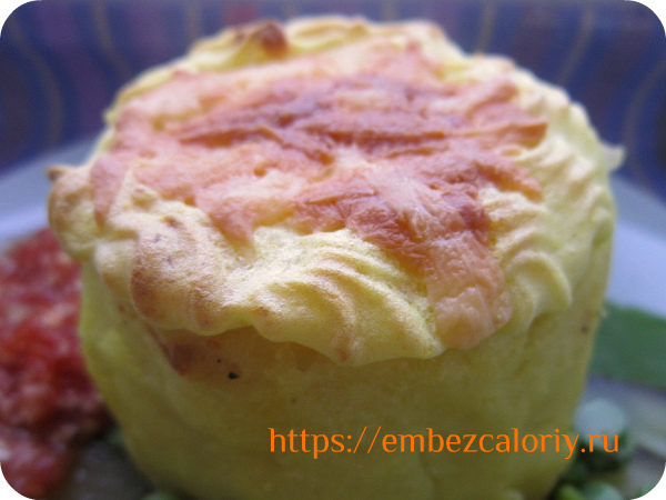 Запечённый картофель (праздничный рецепт с фото)