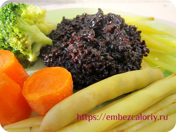 Чёрный рис