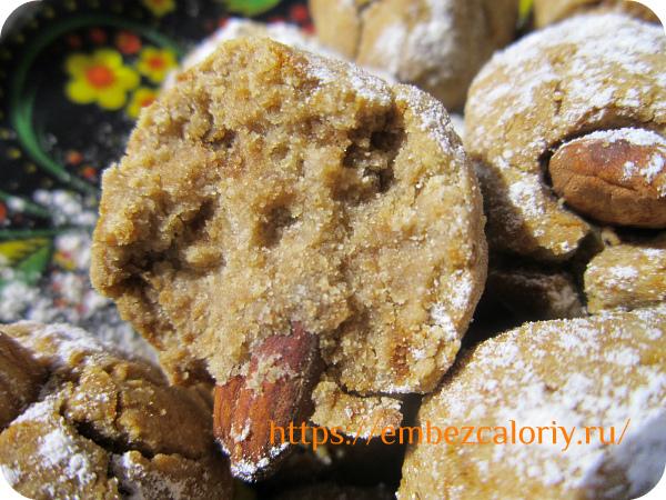 Гречневое печенье для стройности готово!