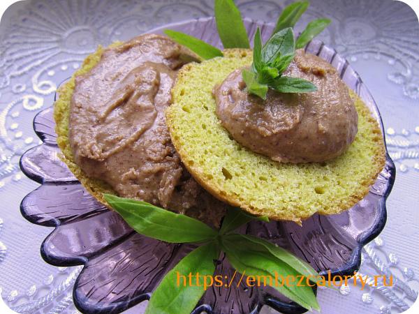 Сладкий десерт без сахара Урбеч с мёдом готов!