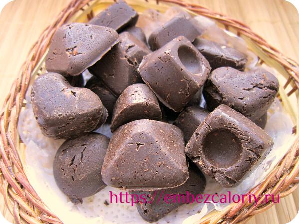 Молочный шоколад готов к дегустации!