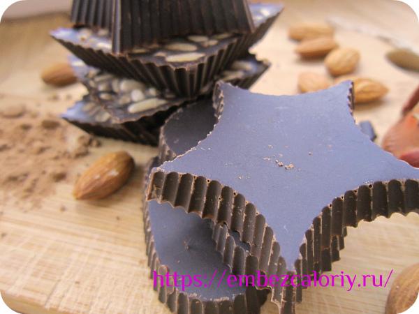 Шоколад без сахара