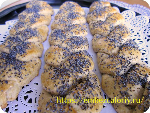 Печенье Косички