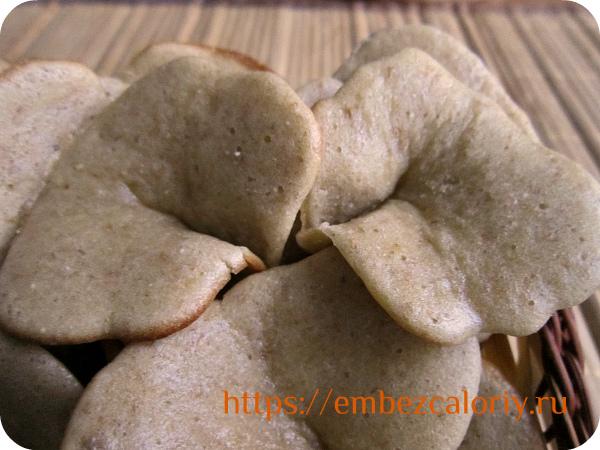 Печенье «Медвежьи ушки» готово!