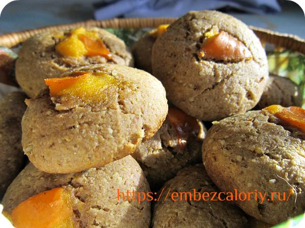 Пикантное печенье