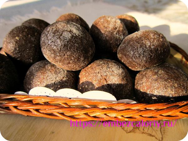 Улётное шоколадное печенье готово