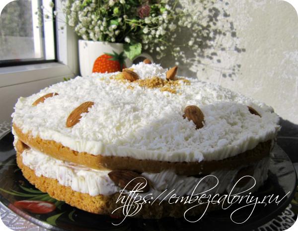 Торт Кокосаночка