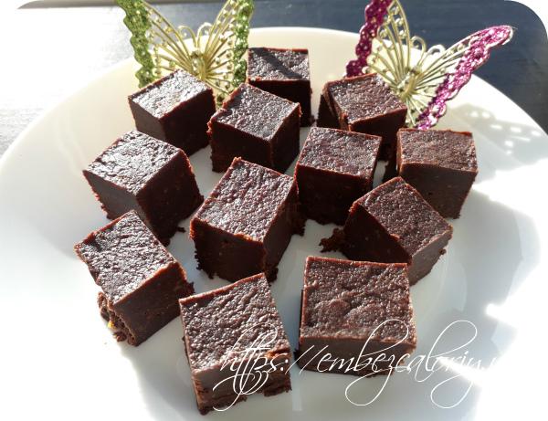 Мягкие конфеты без сахара готовы!