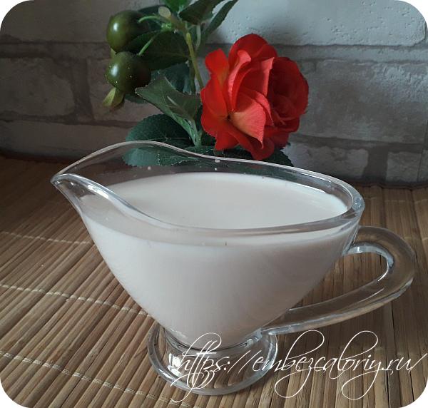 Ореховое молочко