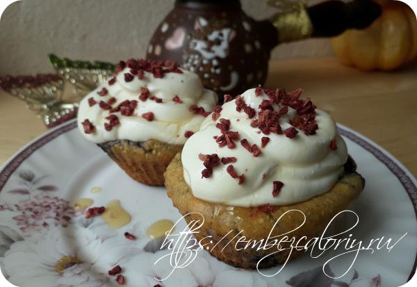 Вкусные и нежные Кексы из тапиоки готовы!