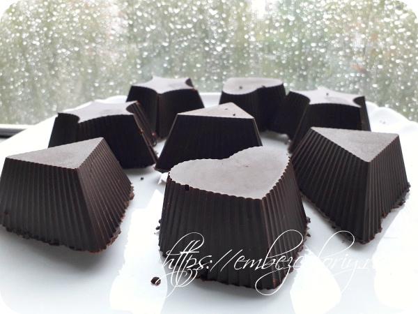 Ореховая халва в шоколаде