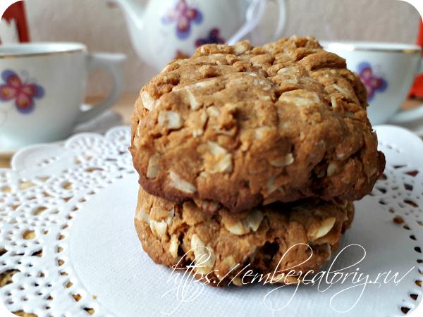 Рассыпчатое и обалденно вкусное печенье с урбечем готово!