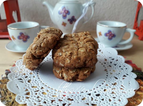 Печенье с урбечем