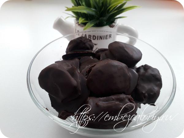 Шоколадные конфеты для здоровья