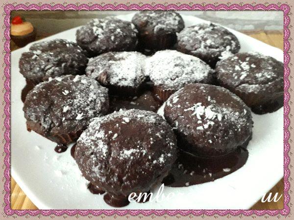 Кексы Горький шоколад