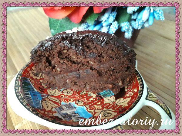 Наши шоколадно – шоколадные кексы Горький шоколад готовы!