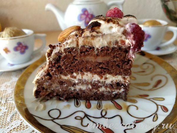 тортик «Минимум калорий»